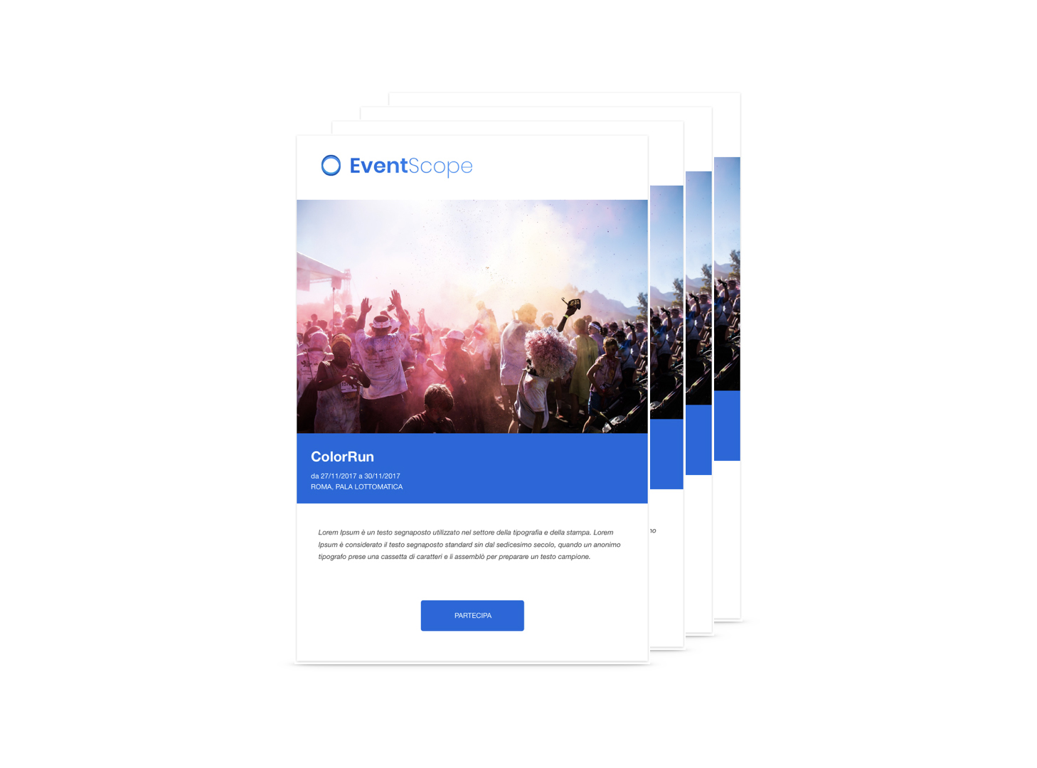 Kaleidoscope Digital Agency - EventScope - Biglietteria