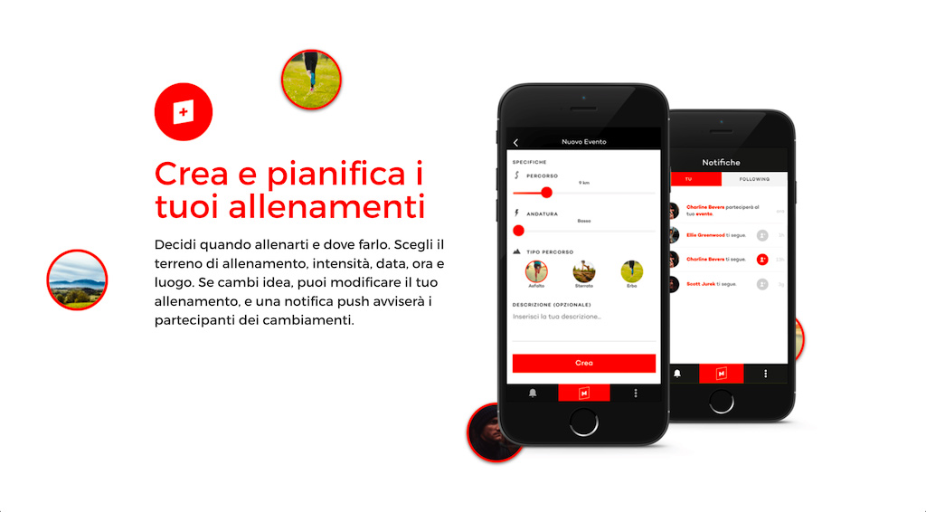 Kaleidoscope Digital Agency - Movimentore - Dettaglio Mobile App